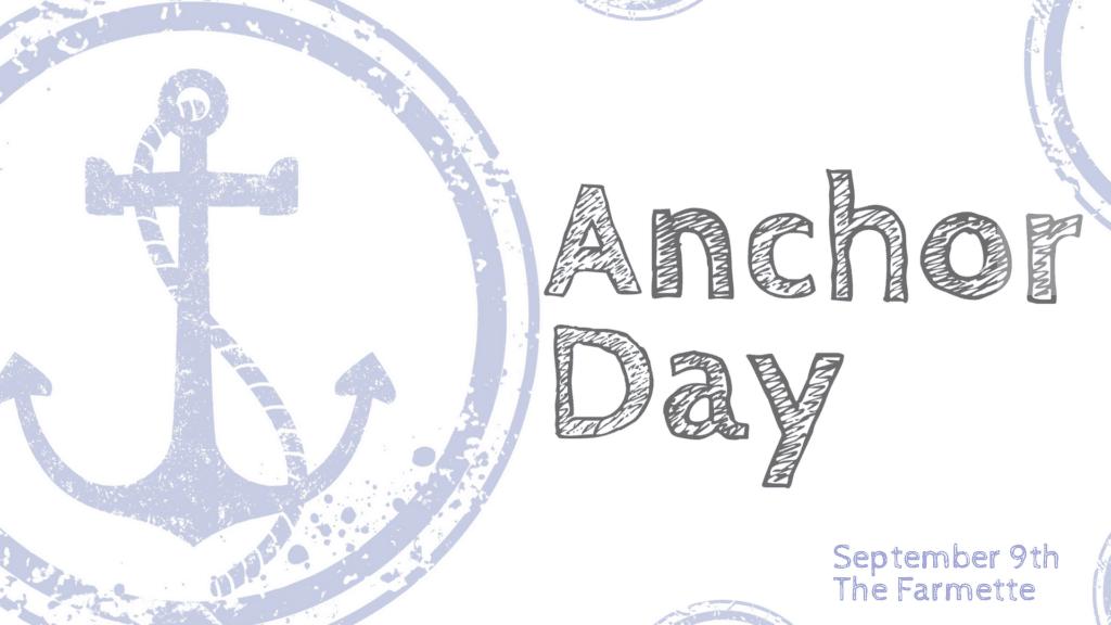 Anchor Day