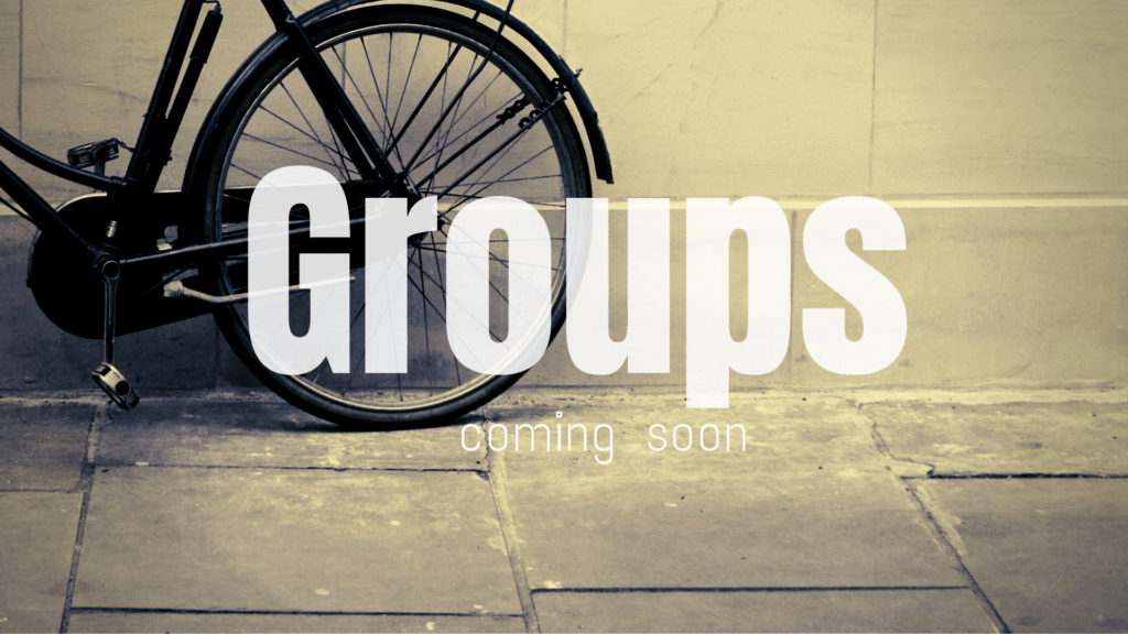 Copy of Groups